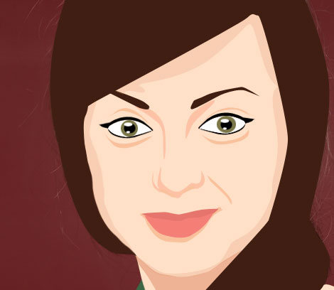 Create a Vector Inspired Portrait in Photoshop 25