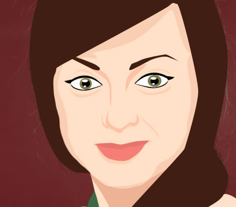Create a Vector Inspired Portrait in Photoshop 26