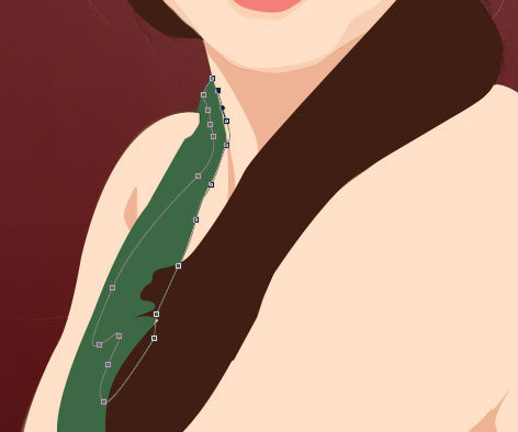 Create a Vector Inspired Portrait in Photoshop 27