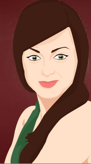 Create a Vector Inspired Portrait in Photoshop 30