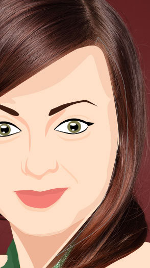 Create a Vector Inspired Portrait in Photoshop 29
