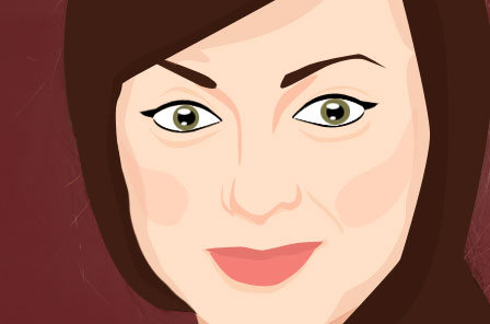 Create a Vector Inspired Portrait in Photoshop 32