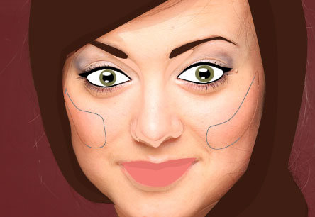 Create a Vector Inspired Portrait in Photoshop 31