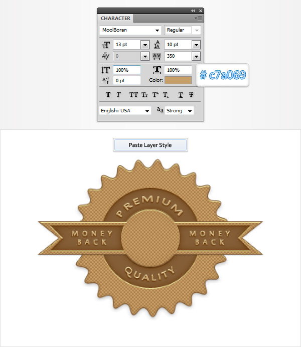Create a Simple Web Badge in Adobe Photoshop 31