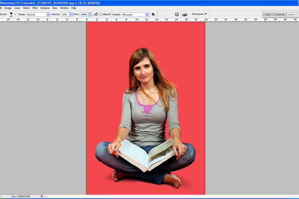 How to Make Drawing from a Photo 1
