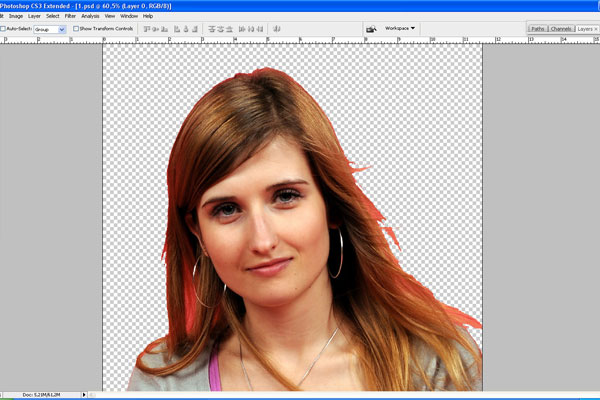 How to Make Drawing from a Photo 2