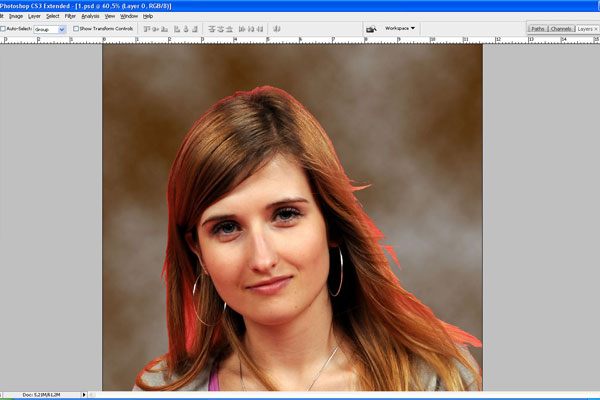 How to Make Drawing from a Photo 3
