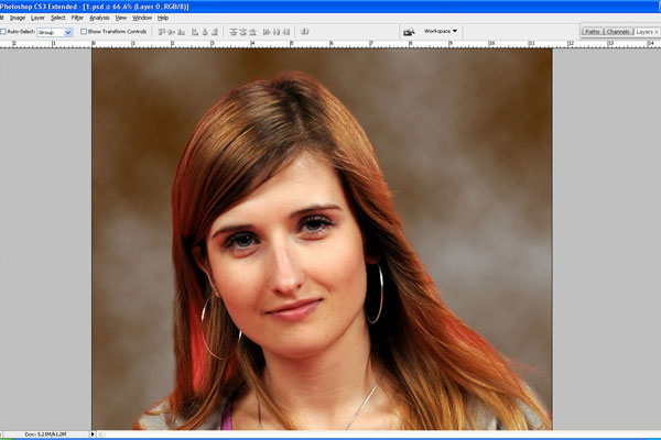 How to Make Drawing from a Photo 4
