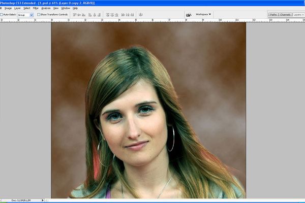 How to Make Drawing from a Photo 6