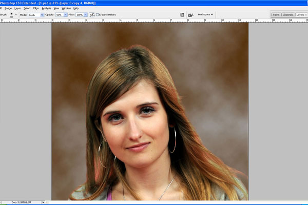 How to Make Drawing from a Photo 8
