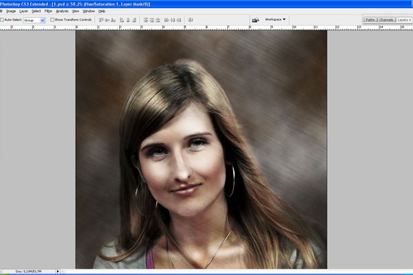 How to Make Drawing from a Photo 28