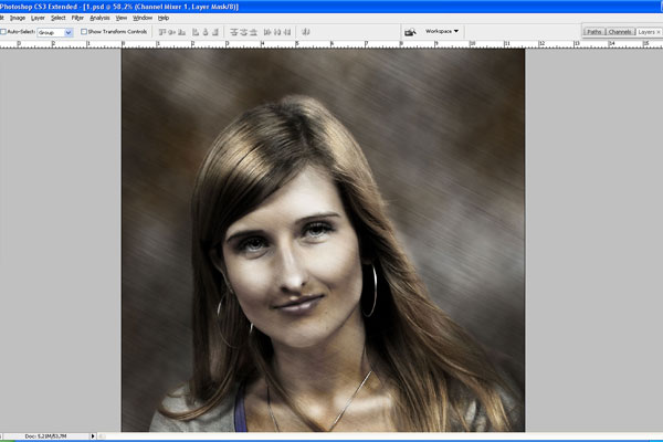 How to Make Drawing from a Photo 30