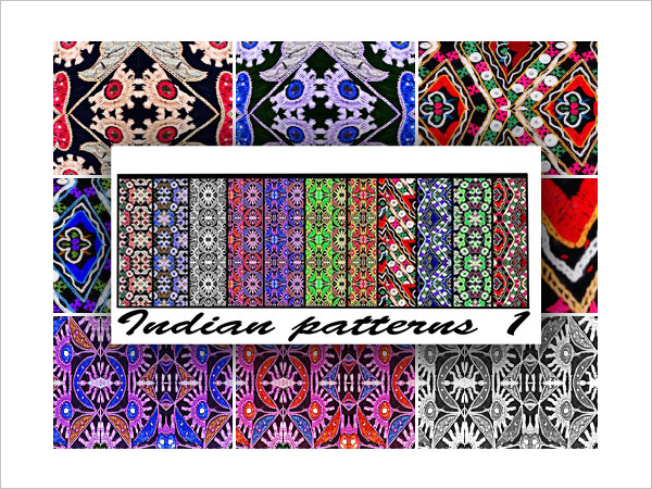 Indy Prints Patterns