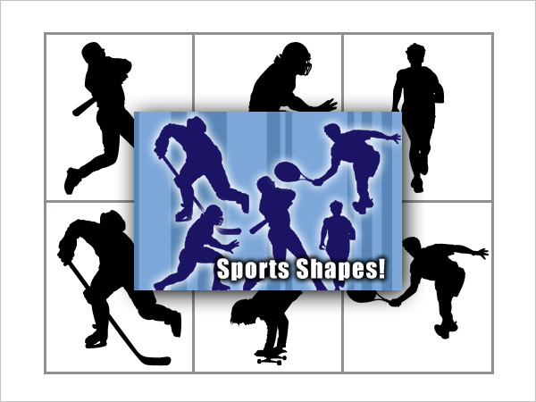 Sports Shapes