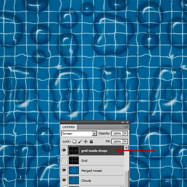 Create an Advanced Water Drop Effect in Photoshop 33