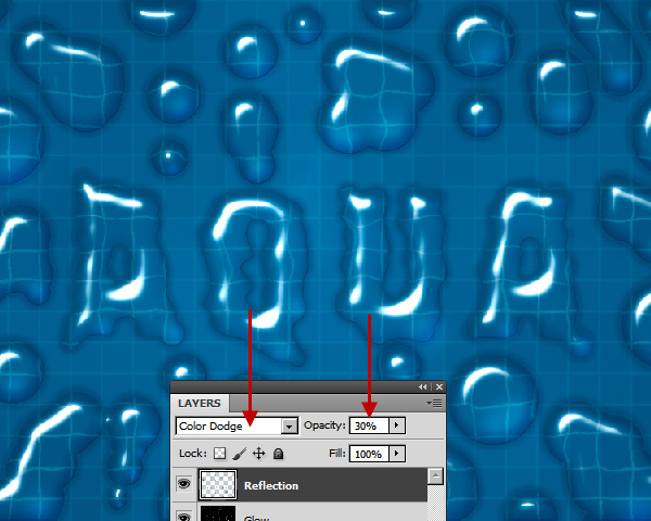 Create an Advanced Water Drop Effect in Photoshop 46