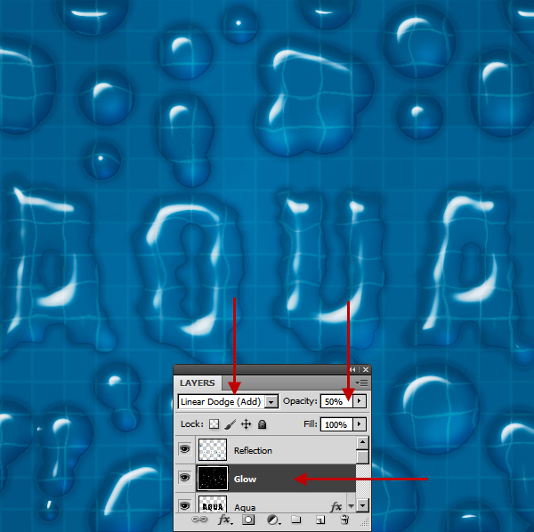 Create an Advanced Water Drop Effect in Photoshop 47
