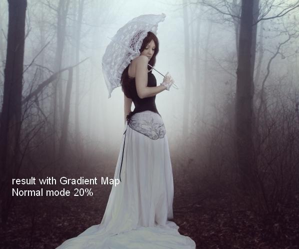 Create an Emotional Autumn Scene Photo Manipulation 45