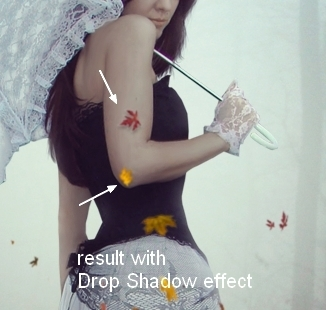 Create an Emotional Autumn Scene Photo Manipulation 57