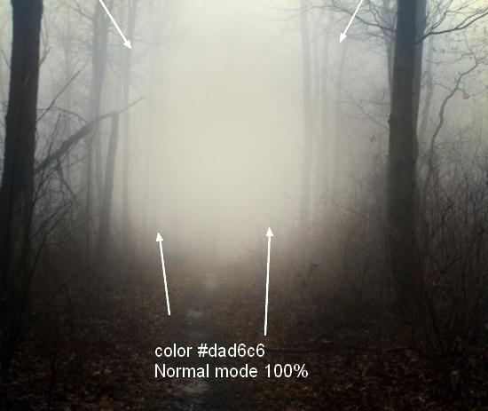 Create an Emotional Autumn Scene Photo Manipulation 23