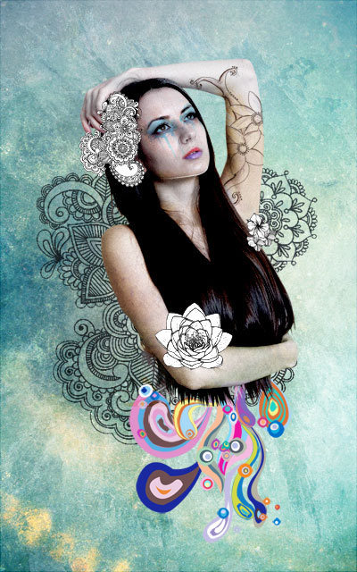 Learn How to Create a Super Creative Collage Effect