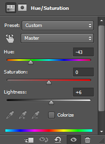 How to Change Hair Color in Photoshop 9