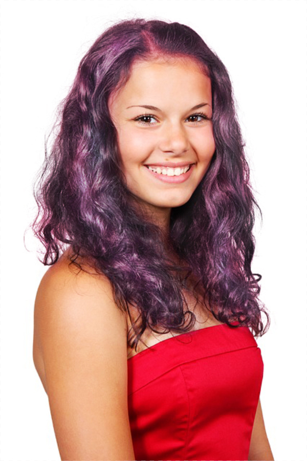 How to Change Hair Color in Photoshop 13