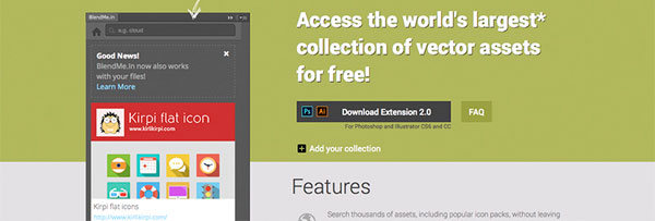 A Set of Best Free Photoshop Plugins for Web Designers 10