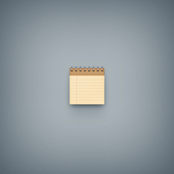 Notbook Icon