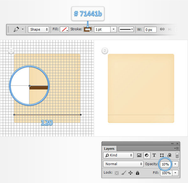 Create a Simple Notebook Icon in Adobe Photoshop 5
