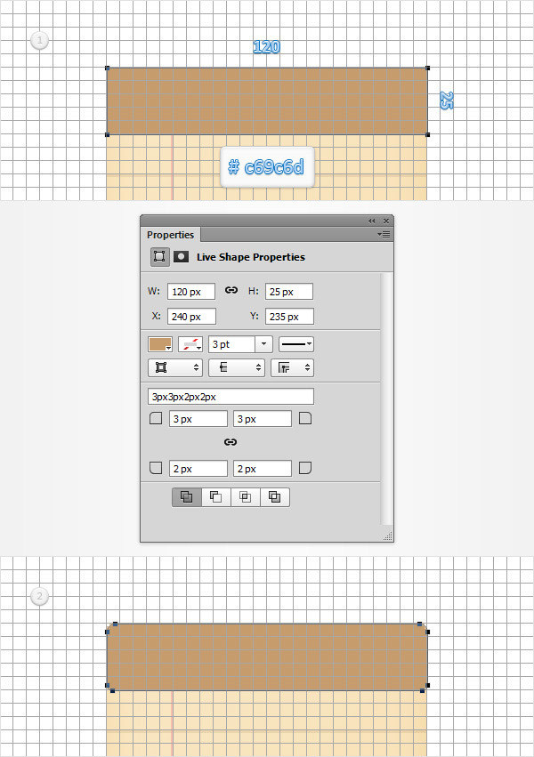 Create a Simple Notebook Icon in Adobe Photoshop 8
