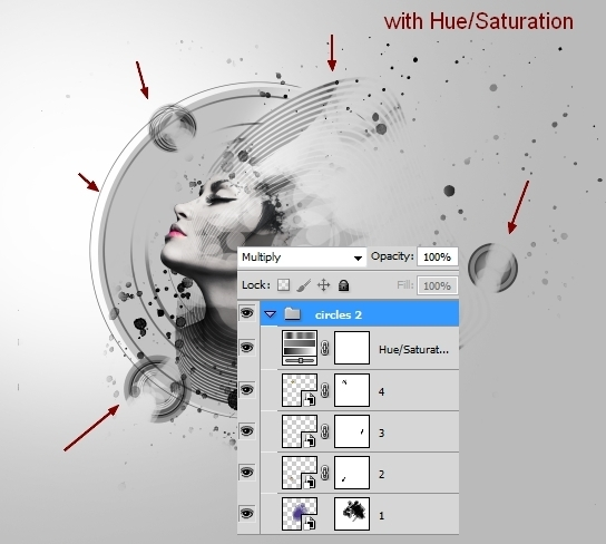 Create the Abstract Photo Manipulation Imperfection 25