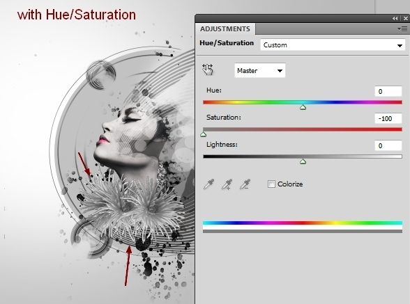 Create the Abstract Photo Manipulation Imperfection 28