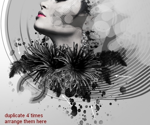 Create the Abstract Photo Manipulation Imperfection 31