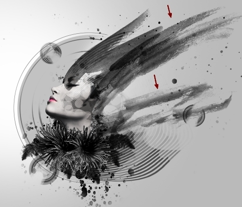 Create the Abstract Photo Manipulation Imperfection 36