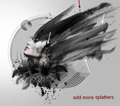 Create the Abstract Photo Manipulation Imperfection 37