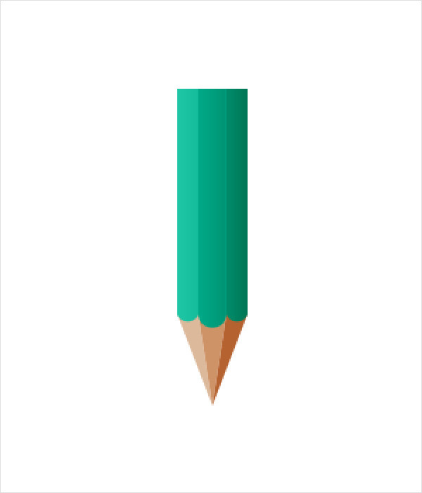 Create a Simple Pencil Icon in Adobe Photoshop 10