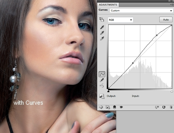 How to Retouch a Model with Photoshop 23