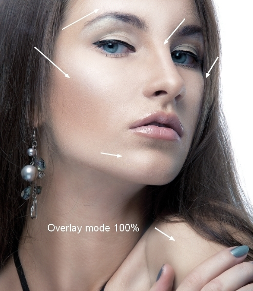 How to Retouch a Model with Photoshop 29