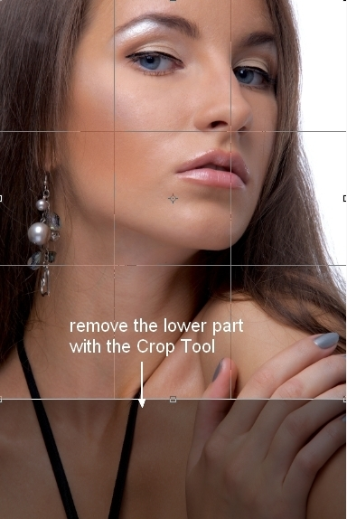 How to Retouch a Model with Photoshop 3