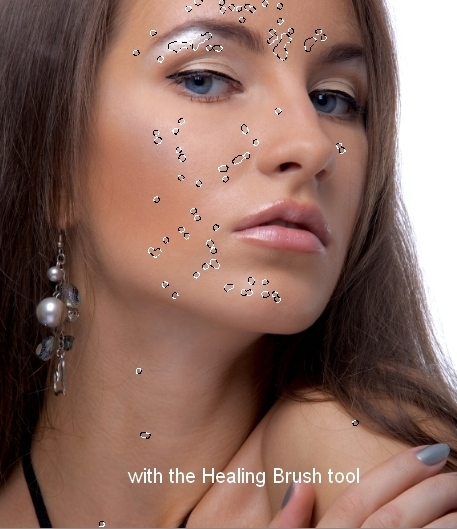 How to Retouch a Model with Photoshop 5