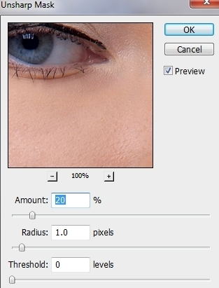 How to Retouch a Model with Photoshop 6