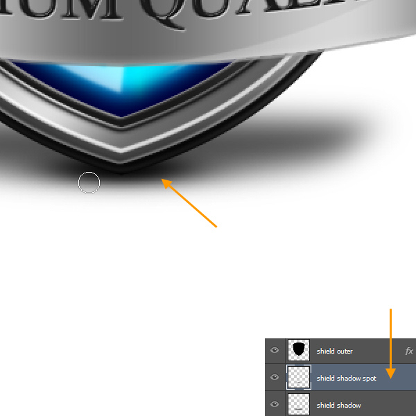 Create a Shiny Shield in Photoshop 109