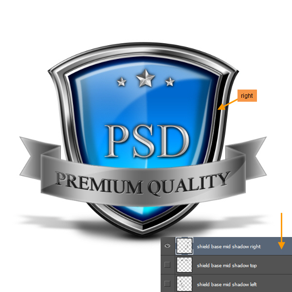 Create a Shiny Shield in Photoshop 120
