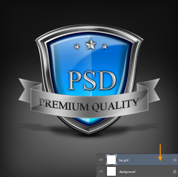 Create a Shiny Shield in Photoshop 127