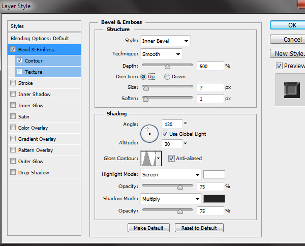Create a Shiny Shield in Photoshop 16