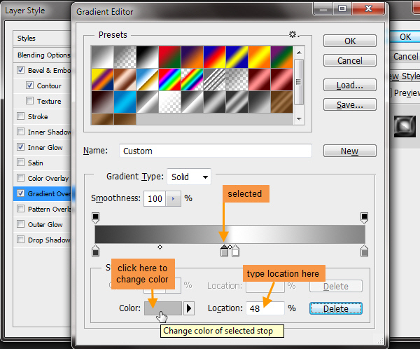 Create a Shiny Shield in Photoshop 21