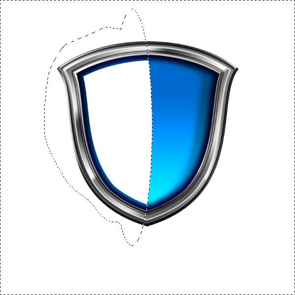 Create a Shiny Shield in Photoshop 50
