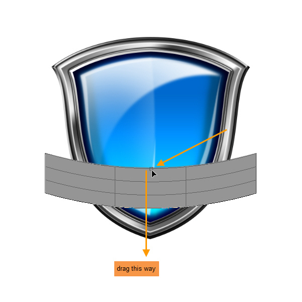 Create a Shiny Shield in Photoshop 68