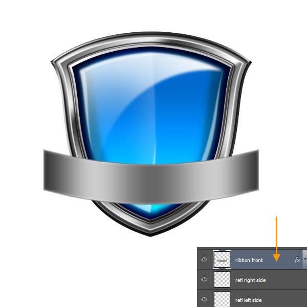 Create a Shiny Shield in Photoshop 73